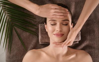 Masaż twarzy i ciała